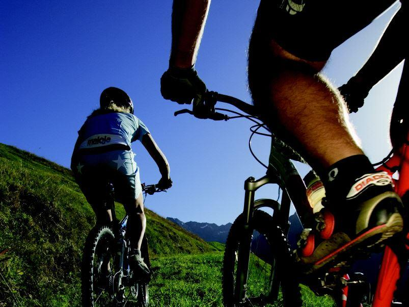 Mountainbike Oetztal